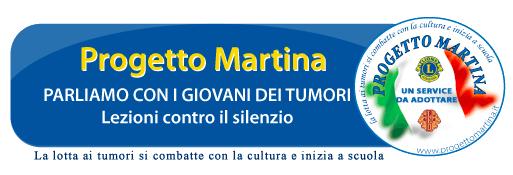 Sito ufficiale Progetto Martina